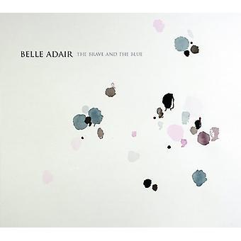 Belle Adair - Brave & blå [Vinyl] USA importen