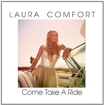 Comfort.Laura - Come Take a Ride USA import