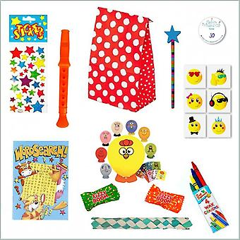 Just Fill Ready to Make Party Bag - Unisex Fun Option 1