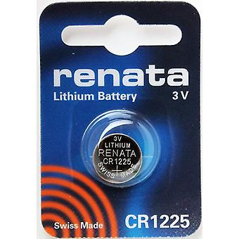3 Volt 12.5 x 2.5 mm Lithium Battery - Pack of 10