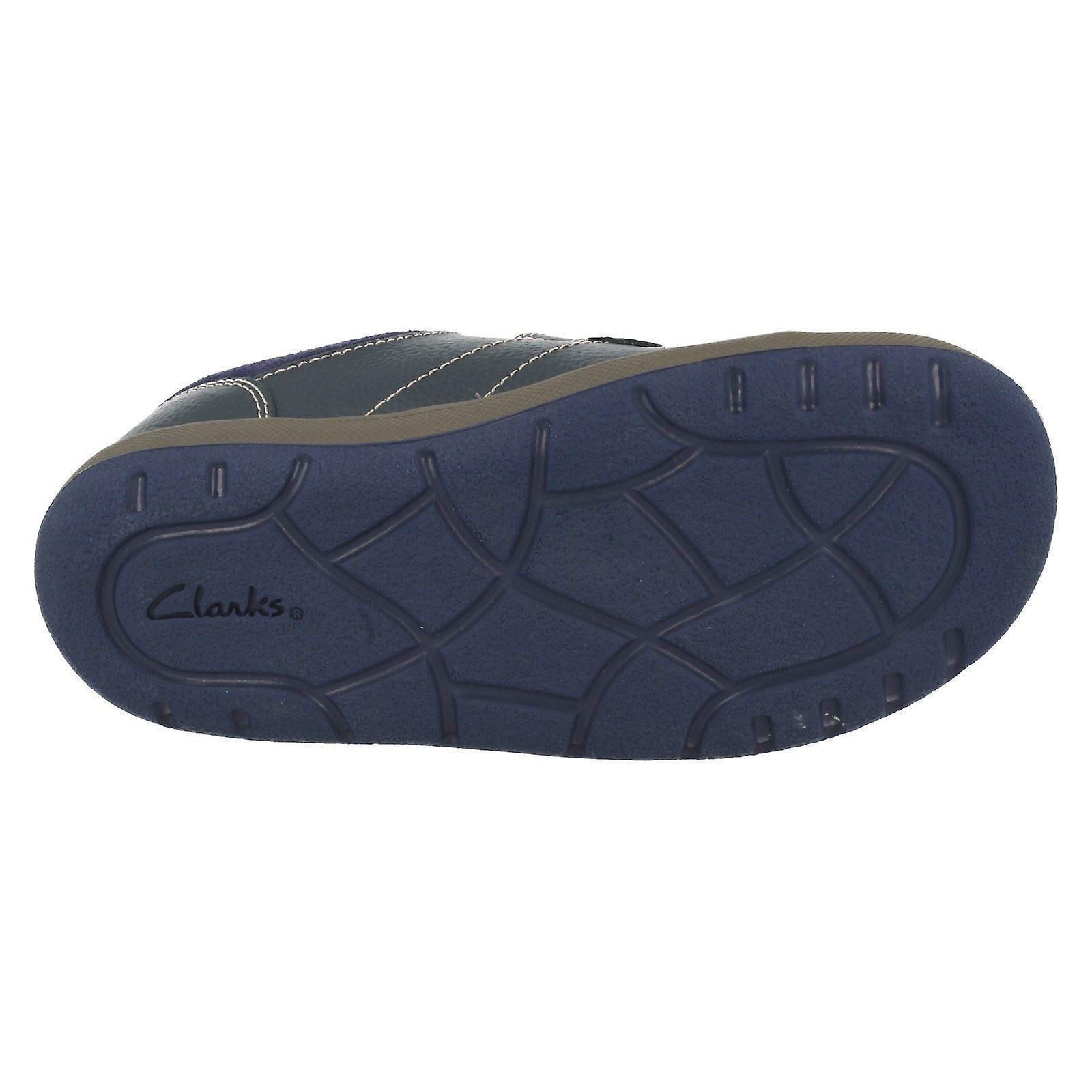Boys Clarks Casual Shoes Maltby Pop