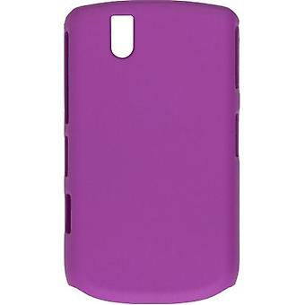 Wireless Solutions Color Click Case for BlackBerry Tour 9630, Bold 9650 - Purple