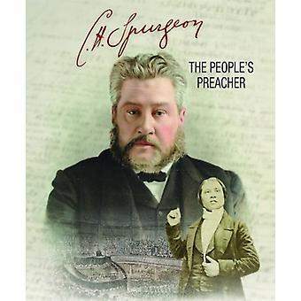 Ch Spurgeon: People's Preacher [Blu-ray] USA import