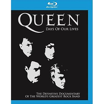 Queen - Queen: Dagar av Our Lives [BLU-RAY] USA import