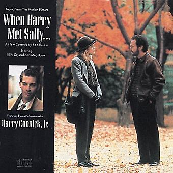 Harry Connick - importazione USA quando Harry ti presento Sally [CD]