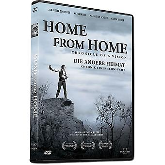 Home From Home: Chronicle of a Vision [DVD] USA import