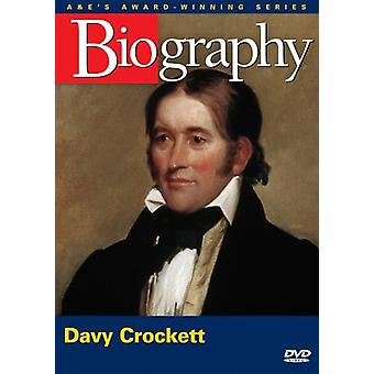 Davy Crockett [DVD] USA import