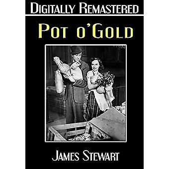 Pot O guld [DVD] USA importerer