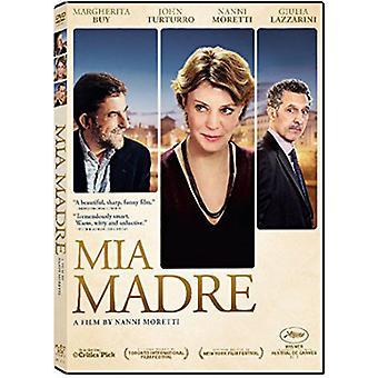 Mia Madre [DVD] USA importerer