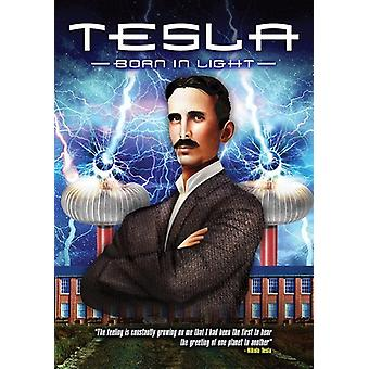 Tesla: Født i lys [DVD] USA import