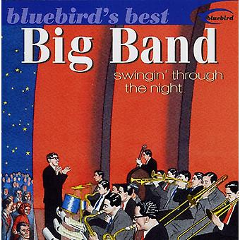 Big Band-Swingin' Through the Night - Big Band-Swingin' Through the Night [CD] USA import
