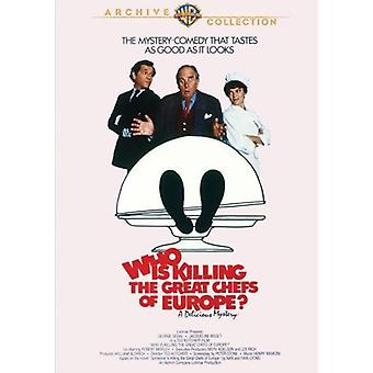 Who's Killing the Great Chefs of Europe [DVD] USA import