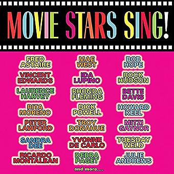 Various Artists - Movie Stars Sing [CD] USA import