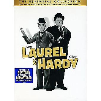 Laurel & Hardy - Laurel & Hardy: The væsentlige Collection [DVD] USA import