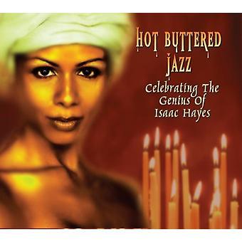 Hot Buttered Jazz: Celebrating the Geniu - Hot Buttered Jazz: Celebrating the Geniu [CD] USA import