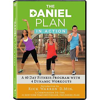Daniel Plan [DVD] USA import