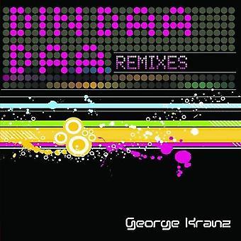 George Kranz - Din Daa Daa (Remixes) [CD] USA import