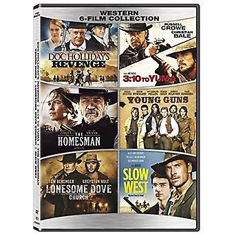 Westlichen 6-Filmsammlung [DVD] USA importieren