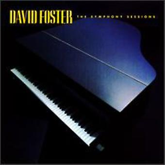 David Foster - Symphony Sessions [CD] USA import