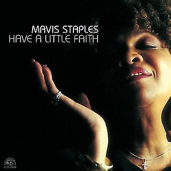 Mavis Staples - Have a Little Faith [CD] USA import