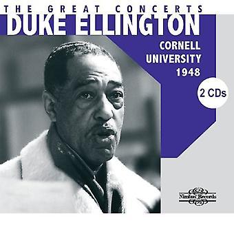 Duke Ellington - tolle Konzerte: Cornell Univ [CD] USA import