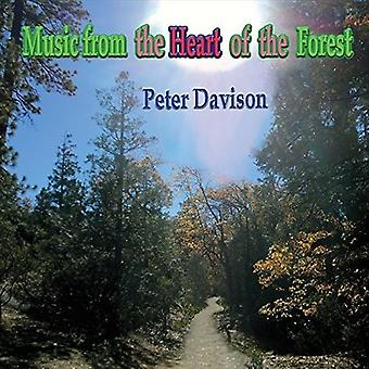 Peter Davison - Music From the Heart of the Forest [CD] USA import