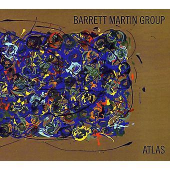 Barrett Martin gruppen - Atlas [CD] USA import