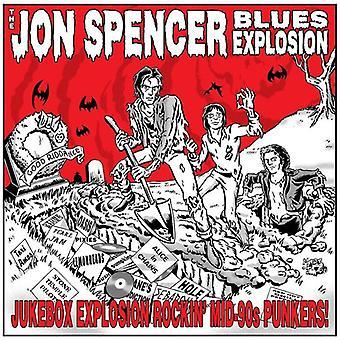 Jon Spencer Blues eksplosion - Jukebox eksplosion [CD] USA import