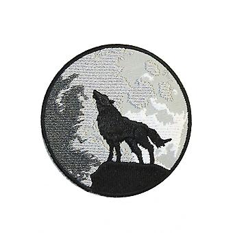 Extreme Largeness Wolf und Mond Patch
