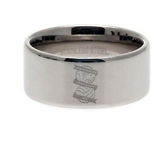 Birmingham City Band Ring Small