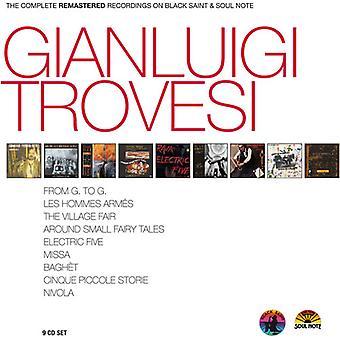 Gianluigi Trovesi - Gianluigi Trovesi [CD] USA import