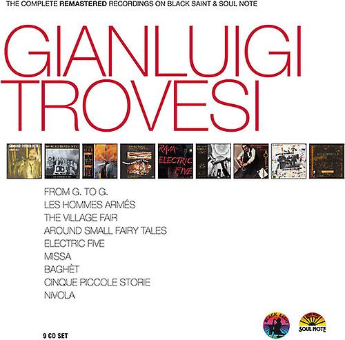 Gianluigi Trovesi - Gianluigi Trovesi [CD] USA import
