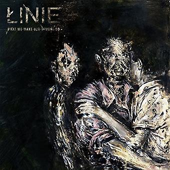 Linie - What We Make Our Demons Do [CD] USA import