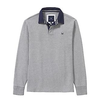 Crew Clothing Crew Mens Long Sleeved Rugby Top (AW16)