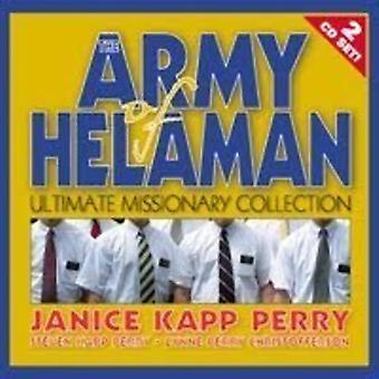 Janice Kapp Perry - leger van Helaman: Ultimate Missionary Collection [CD] USA import