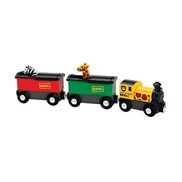 BRIO Safari toget 33722