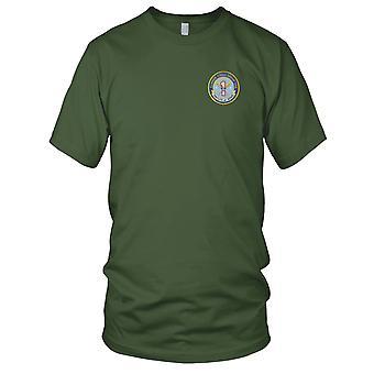 US Navy Carrier Strike Group ein gestickte Patch - Damen T Shirt