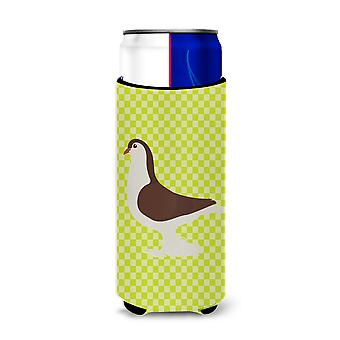 Large Pigeon Green Michelob Ultra Hugger for slim cans