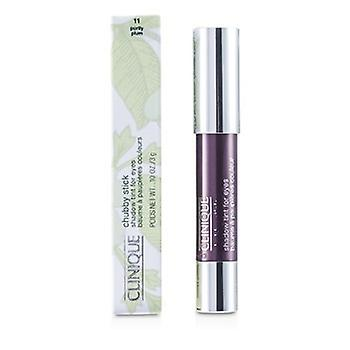 Clinique Chubby Stick Shadow Tint for Eyes - # 11 Portly Plum 3g/0.1oz