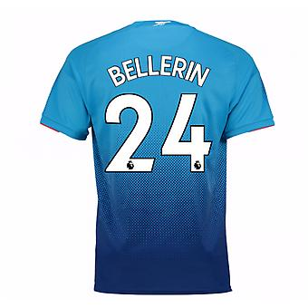 2017-2018 Arsenal Away Shirt (Bellerin 24)