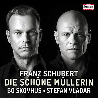 Schubert / Skovhus / Vladar - Franz Schubert: Die Schone Mullerin [CD] USA import