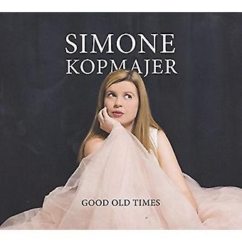 Simone Kopmajer - Good Old Times [CD] USA import