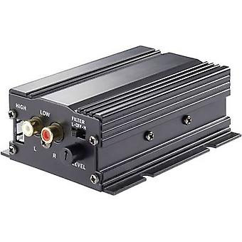 headstage 2 canales 100 W Basetech AP-2100