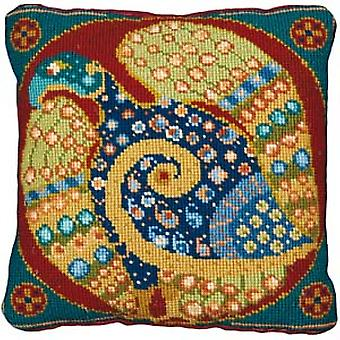 Celtic Eagle Needlepoint Canvas