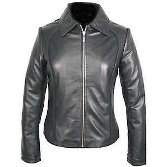 Montreal Womens Leather Jacket