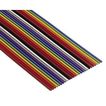 3M 7000006058 FBC Colour-coded Flat Ribbon Cable 3302 0.080 mm² Multi-coloured