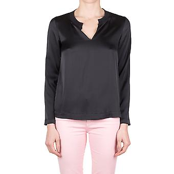 Jucca ladies J2712061L black silk blouse