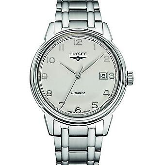 Elysee mens watch of classic vintage master automatic 80545 S