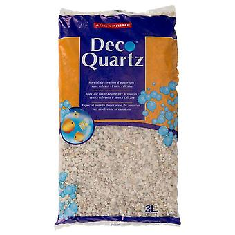 Agrobiothers Quartz White 3L (Fish , Decoration , Gravel & sand)