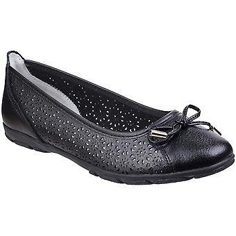 Fleet & Foster Womens/Ladies Lagun Casual Flat Ballerina Shoes